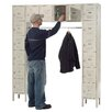 Nexel 6 Tier Paramount Locker