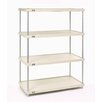 Nexel Solid Plastic Shelf