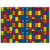 <strong>Educational Amigos Kids Rug</strong> by Flagship Carpets