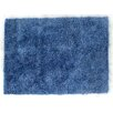 Rug Expressions Luxe Shags Blue Area Rug