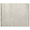 Rug Expressions Wave Light Silver Area Rug