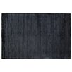 Rug Expressions High Low Black Area Rug