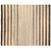 Rug Expressions Rugby Ivory/Brown Area Rug