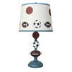 "EC World Imports Urban 23"" All American Sports Kids 23"" Table Lamp Drum Shade"