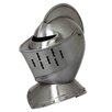 EC World Imports Antique Replica Medieval Early Renaissance Armored Knight Close Helmet