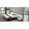 J&M Furniture Madrid Platform Bedroom Collection
