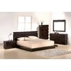 J&M Furniture Knotch Platform Bedroom Collection