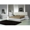 J&M Furniture Milan Platform Bedroom Collection