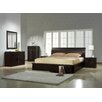 J&M Furniture Zen Sleigh Bed
