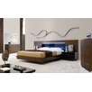 J&M Furniture Barcelona Panel Bedroom Collection