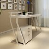 J&M Furniture Writting Desk with Hutch
