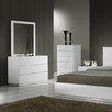 J&M Furniture Naples Platform Bedroom Collection
