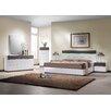 J&M Furniture Sanremo B Platform Bedroom Collection