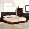 J&M Furniture Knotch Platform Bed