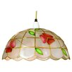 <strong>Shell Half Ball Flower Shade</strong> by Loxton Lighting
