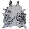 Panamerican Logix, Corp. Natural Cowhide Freckelss Area Rug