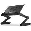 Uncaged Ergonomics WorkEZ Adjustable Aluminum Laptop Cooling Stand
