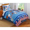 Laura Hart Sports and Stars Quilt Set