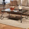 Standard Furniture Saratoga Coffee Table with End Tables