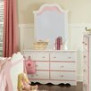 Standard Furniture Bubblegum 6 Drawer Dresser