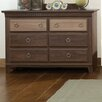 <strong>Weatherly 6 Drawer Dresser</strong> by Standard Furniture