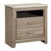 Standard Furniture Stonehill 2 Drawer Media Chest