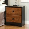<strong>Steelwood 2 Drawer Nightstand</strong> by Standard Furniture