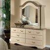 Standard Furniture Florence 6 Drawer Dresser