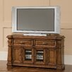 "Standard Furniture Breckenridge 55"" TV Stand in Pecan"