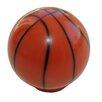 "GlideRite Hardware 1.31"" Round Basketball Sports Knob (Set of 10)"