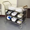 Charnstrom Medium Cart with Non Marking Casters