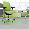 Deflect-O EnvironMat™ Low Pile Straight Edge Chair Mat