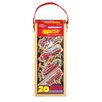 T.S.Shure 20 Piece Emergency Vehicles Wooden Magnets MagnaFun Set