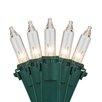 """Kringle Traditions 35 Mini Lights 24"""" Lead"""