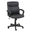 Global Furniture Mid-Back Manager Chair with Arms