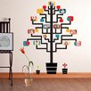 Pop Decors Memory Tree Removable Vinyl Art Wall Decal