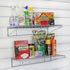 "Proslat 5.5"" H Two Wire Shelving Unit (Set of 2)"