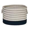 Colonial Mills Chloe Stripe Round Basket