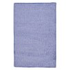 Colonial Mills Solid Chenille Amethyst Area Rug