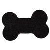 Colonial Mills Dog Bone Solid Pet Mat