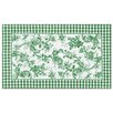 Wildon Home ® Accent Rooster Toile Area Rug