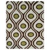 Wildon Home ® Demetrius Cream / Brown Rug