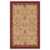 <strong>The Rug Market</strong> Premium Heritage Red Outdoor Rug