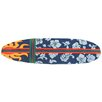 <strong>Surfboard - Navy Rug</strong> by Homefires