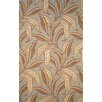<strong>Trans-Ocean Rug</strong> Ravella Driftwood Leaf Outdoor Rug