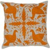 Surya Delicate Doves Pillow