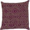 Surya Multi-Dimensional Diamond Pillow