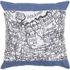 <strong>Gallant Globe Pillow</strong> by Surya