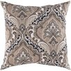 Surya Distinguished Damask Pillow Cover