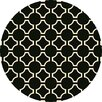Surya Fallon Coal Black Rug